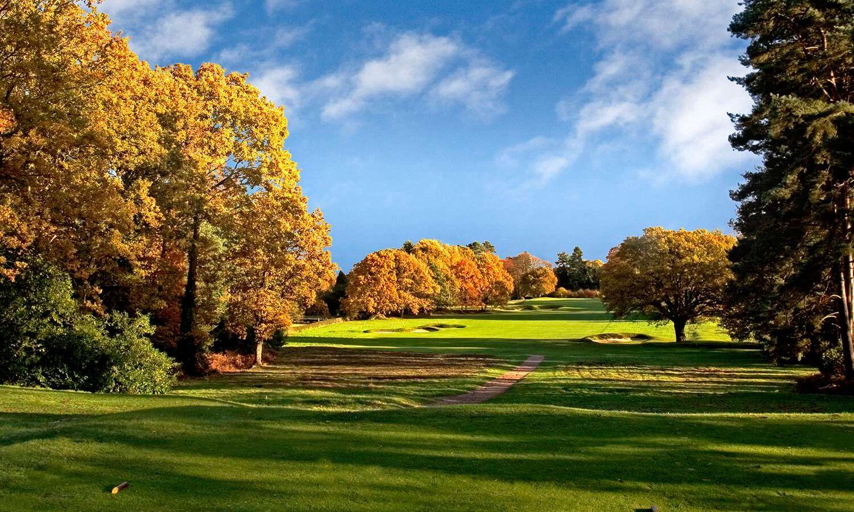 Home Worplesdon Golf Club